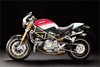 Ducati Monster Accessories.