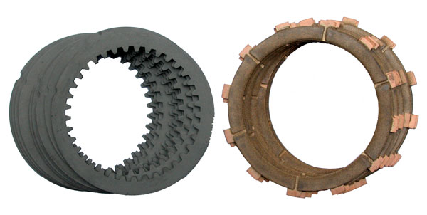 Ducati Clutch solution -  Longer Clutch life can reduce the cost of riding. Sintered Clutch Packs for Dry Clutch Ducati 748, Ducati 916, Ducati 996, Ducati 998, Ducati 749, Ducati 999, Ducati 1098, Ducati 1198, Ducati Monster, Ducati S2R, Ducati S4R, Ducati ST2, Ducati ST4, Ducati Multistrada, Ducati 851, Ducati 888 and Ducati SS Models.