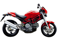 Ducati Monster 620 Accessories.